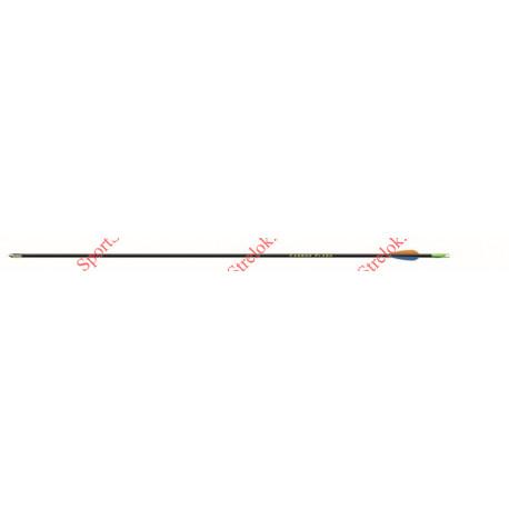 Стрелы Beman CARBON FLASH 750   VANES 235 WITH SEPARATE POINT     12/BULK
