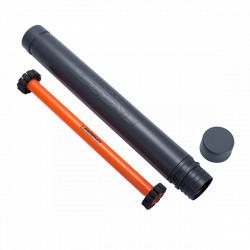 Тубус для стрел Legend с фиксатором стрел и карманом для стабилизатора